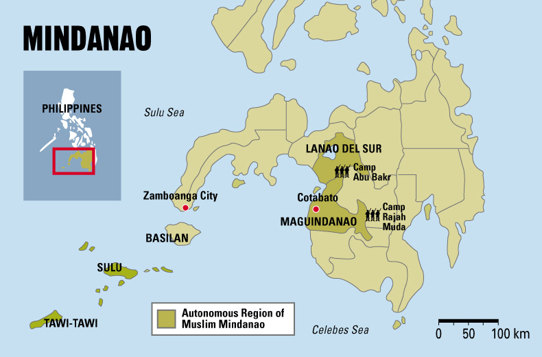 conflict in mindanao The conflict in mindanao has been only one of five major conflicts in the philippines since independence2 it has largely been concentrated in the muslim-majority areas of central and southwestern mindanao, which consists of.